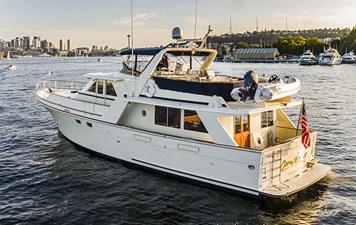 Carey'd Away 4 Carey'd Away 1983 TOLLYCRAFT Pilothouse Motor Yacht Yacht MLS #271179 4