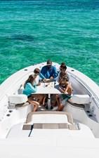 EdgeWater-Boats-370CC_Bow-Host-area