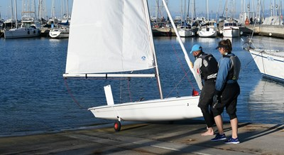 Beneteau First 14 (also available in SE- Sports Edition) 2 First_14_12