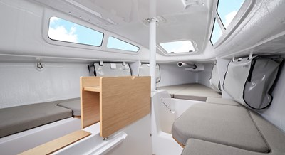 Beneteau First 24 (also available in SE- Sports Edition) 4 First_24_2