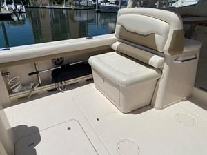 GISELLA DEL MAR 5 Port cockpit bench