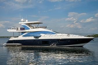 La Luce 2 Starboard Profile