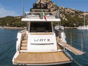 SL 78 LADY E  10 SL78-LadyE-sanlorenzo-bow