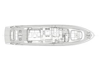 SL 78 LADY E  25 main deck