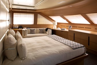 MINA 23 MINA yacht for sale Blackorange 65