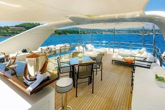 MINA yacht Benetti for sale BlackOrange4