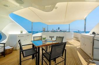 MINA yacht Benetti for sale BlackOrange5