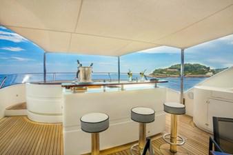 MINA yacht Benetti for sale BlackOrange6