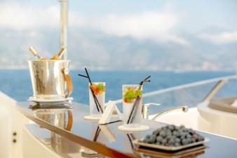 MINA yacht Benetti for sale BlackOrange7