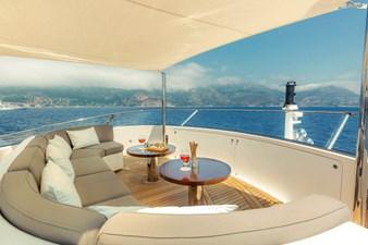 MINA yacht Benetti for sale BlackOrange8