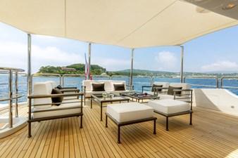 MINA yacht Benetti for sale BlackOrange11