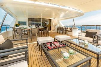 MINA yacht Benetti for sale BlackOrange12