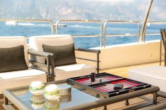 MINA yacht Benetti for sale BlackOrange13