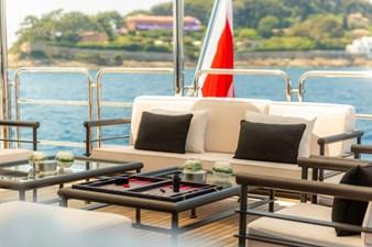 MINA yacht Benetti for sale BlackOrange14