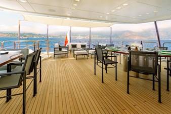 MINA yacht Benetti for sale BlackOrange16