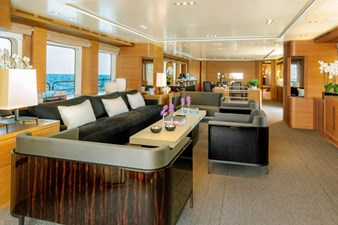 MINA yacht Benetti for sale BlackOrange17