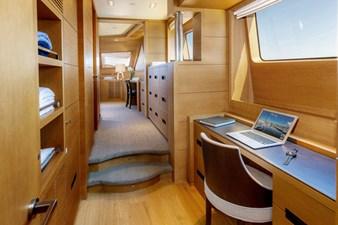 MINA yacht Benetti for sale BlackOrange25