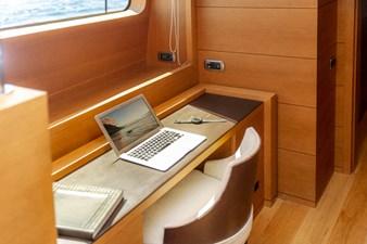 MINA yacht Benetti for sale BlackOrange26