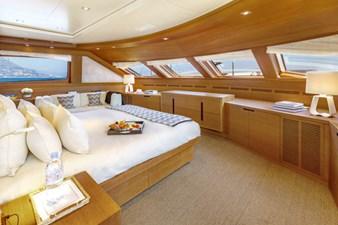 MINA yacht Benetti for sale BlackOrange28