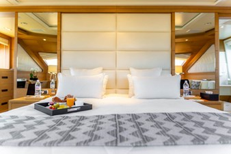 MINA yacht Benetti for sale BlackOrange30