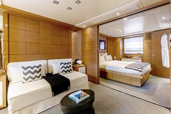 MINA yacht Benetti for sale BlackOrange31