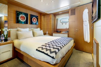MINA yacht Benetti for sale BlackOrange33