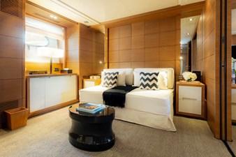 MINA yacht Benetti for sale BlackOrange37