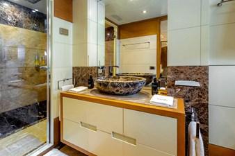MINA yacht Benetti for sale BlackOrange39