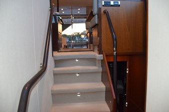 MISSING CARD II 20 Stairs down to staterooms