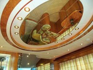 UNBRIDLED 8 Salon Ceiling Detail
