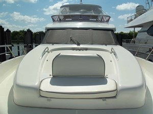 UNBRIDLED 40 Bow Seat