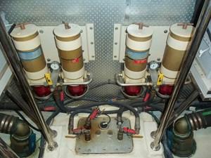 UNBRIDLED 72 Fuel System