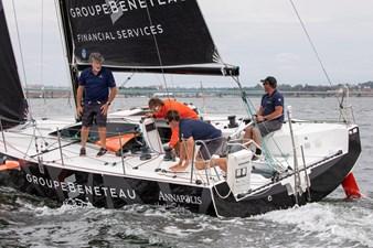 Figaro Beneteau 3 3 Beneteau-Newport-Launch-Event-2018--394-