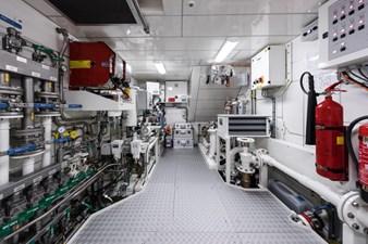 NGONI 24 Engine Room