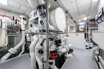 NGONI 25 Engine Room
