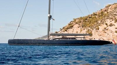 NGONI 29 At Anchor