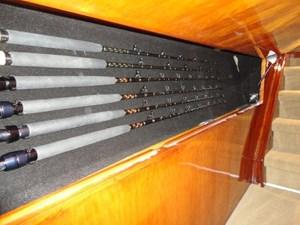 SIMPATICA 6 Rod Storage