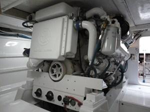 SIMPATICA 19 Engine Room