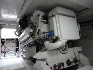 SIMPATICA 21 Engine Room
