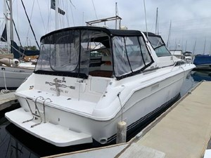 1992 Sea Ray Express Cruiser 1