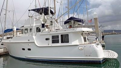 Cayenne 72 Nordhavn 43 Cayenne JMYS Trawler Listing - 72-profile-again