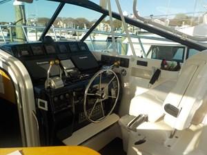 Sealady 5 Sealady 1999 TIARA 4300 Open (CAT Powered) Cruising Yacht Yacht MLS #271300 5