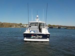 Sealady 2 Sealady 1999 TIARA 4300 Open (CAT Powered) Cruising Yacht Yacht MLS #271300 2
