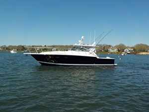 Sealady 1 Sealady 1999 TIARA 4300 Open (CAT Powered) Cruising Yacht Yacht MLS #271300 1