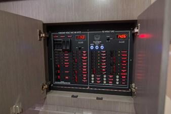 52 Gulf Stream 2020 8 Electrical Panel