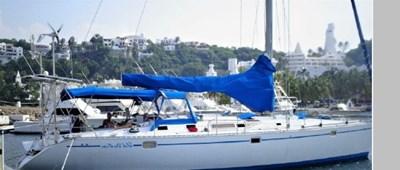 TOTAL DEVOTION  1 TOTAL DEVOTION  1990 BENETEAU M500 Cruising Sailboat Yacht MLS #271311 1