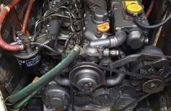 GODSPEED 8 Engine