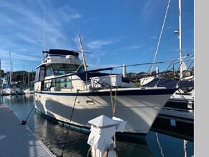 Layla 1 Layla 1980 HATTERAS 43 Double Cabin Motor Yacht Yacht MLS #271316 1