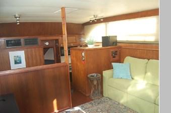 Layla 4 Layla 1980 HATTERAS 43 Double Cabin Motor Yacht Yacht MLS #271316 4