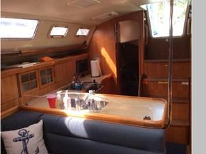Quisqueya  5 Quisqueya  2007 HUNTER 38 Cruising Sailboat Yacht MLS #271319 5